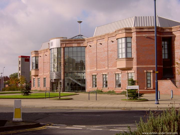 Magistrates Court, Ashton under Lyne