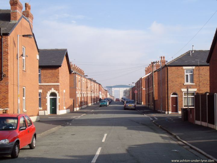 Blandford Street, Ashton under Lyne