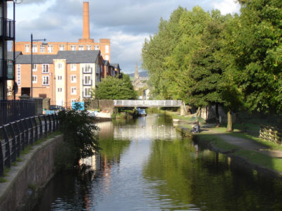 Portland Basin, Ashton under Lyne, where the Ashton and Peak Forest Canals meet