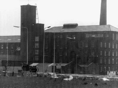 Wharf Mill, Ashton under Lyne