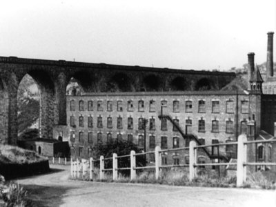 Park Bridge Mill, Ashton under Lyne